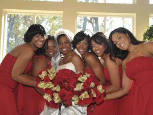 DONESHIA WEDDING
